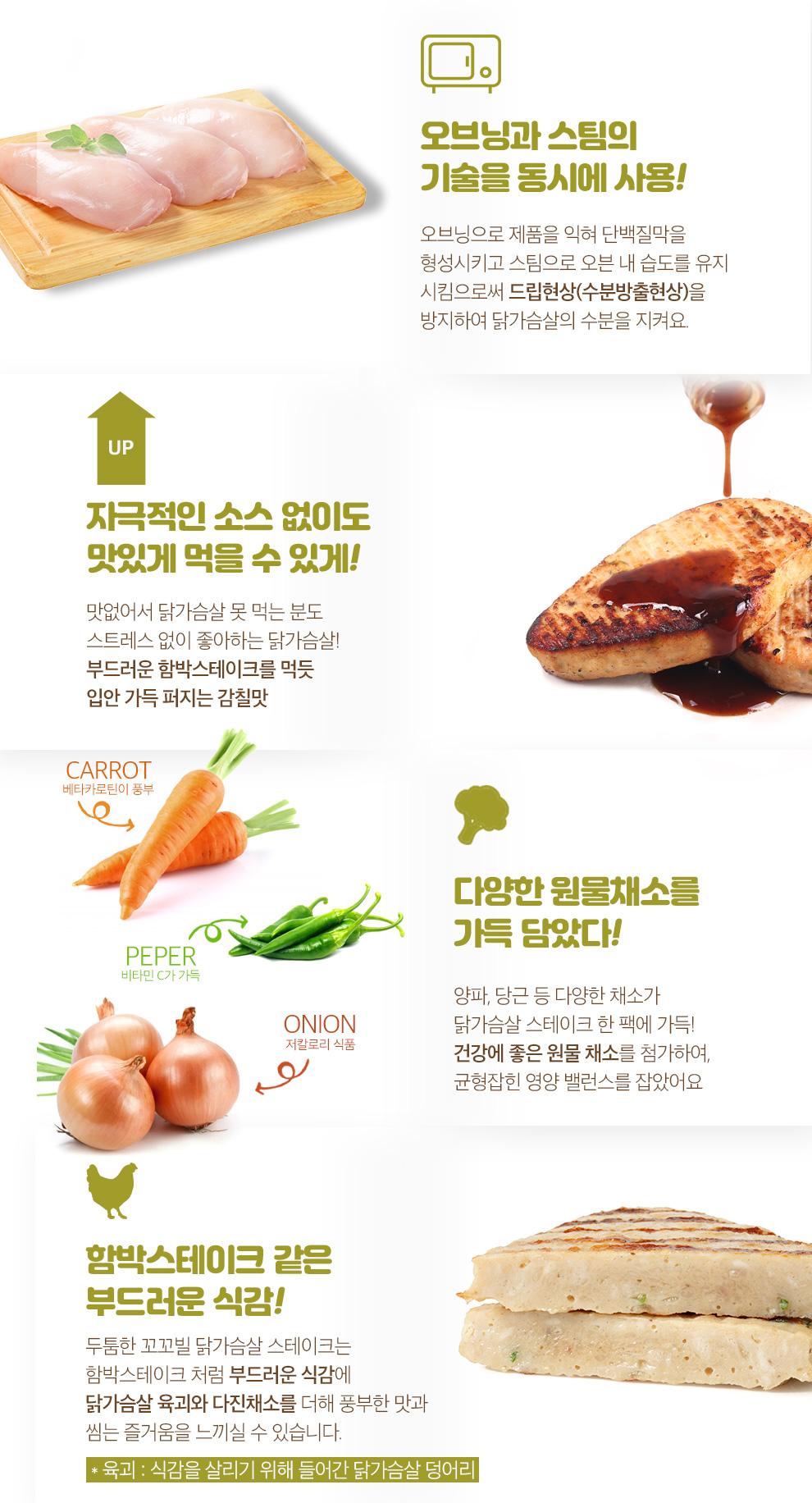 슬림쿡 닭가슴살